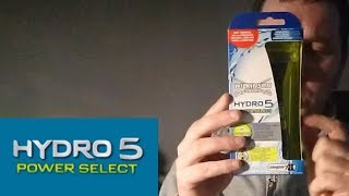 Wilkinson Sword Hydro 5 Power Select Razor - ARE THEY WORTH BUYING!