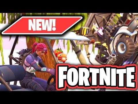 Fortnite PLAYGROUND V2! [LIVE] | Squad Action!
