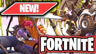 Fortnite PLAYGROUND V2! [LIVE] | Squad Action!