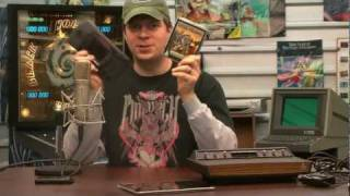 Classic Game Room - STEEL TALONS packaging review and mic test