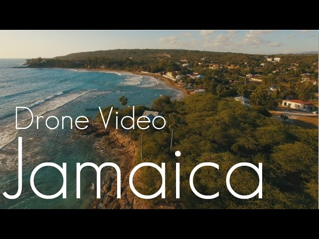 Jamaica from above – Featured Creator David Tebbutt