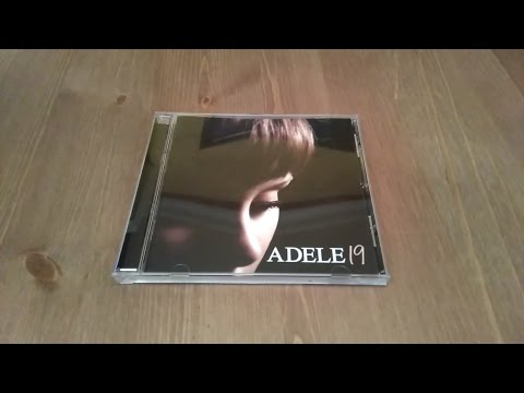 Adele - 19 | Unboxing
