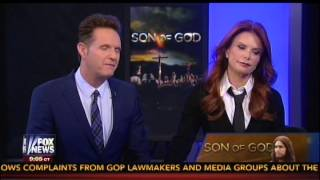 Roma Downey & Mark Burnett Talk