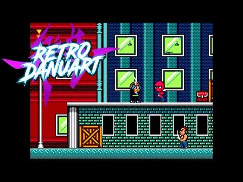 Alex Kidd In Shinobi World (Master System) [Sega]