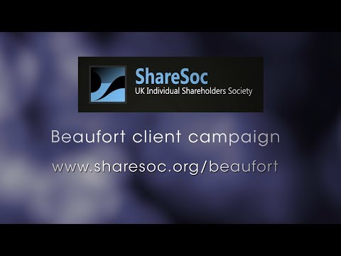 ShareSoc Beaufort Securities Client campaign