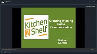 Creating Winning Sales Communication