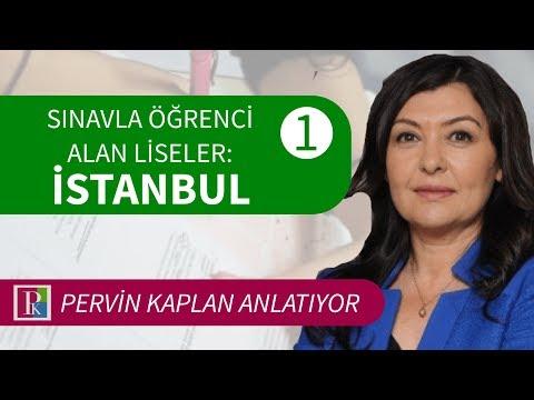 LGS: İSTANBUL'DA SINAVLA ÖĞRENCİ ALAN LİSELER VE KONTENJANLARI