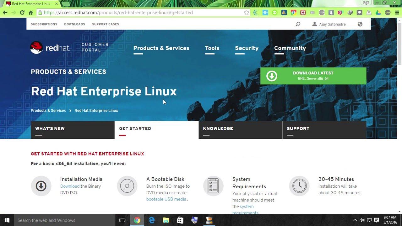 red hat enterprise linux server 6 x64 download iso