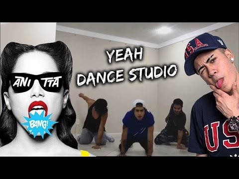 OLHA A EXPLOSÃO - Mc Kevinho ft Anitta 3YEAH - YEAH DANCE STUDIO