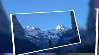 Camping Jungfrau in Lauterbrunnen, Switzerland Photo Gallery