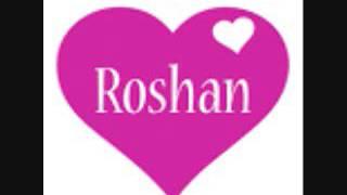 Roshan name video for wallpaper full hd 1080p