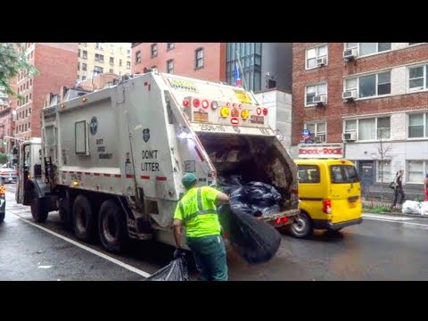 DSNY - Garbage & Recycling Collections In New York City