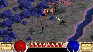 Diablo 1 Full Story Playthrough - Warrior - Part 17