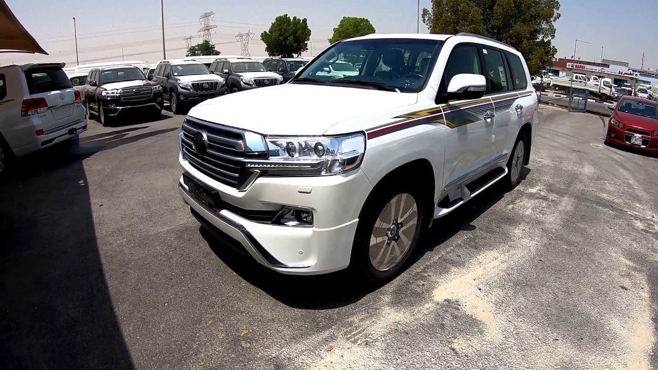 Kelebihan Toyota Land Cruiser V8 2018 Top Model Tahun Ini