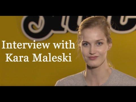 Wichita State Volleyball Interview with Kara Maleski