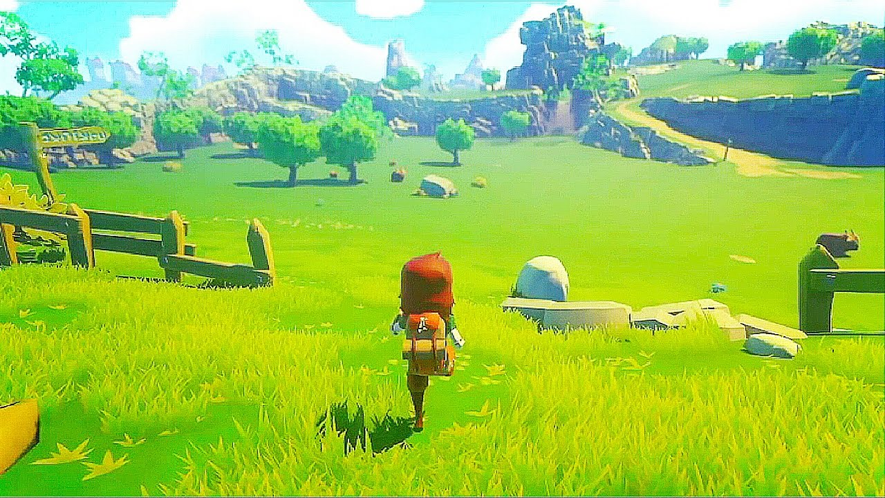 yonder the cloud catcher chronicles gameplay trailer new open world