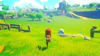 Yonder The Cloud Catcher Chronicles Gameplay Trailer (New OPEN WORLD Game 2017)