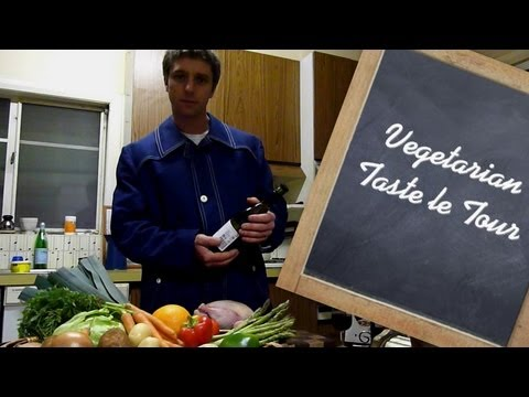 Vegetarian Taste le Tour - Episode 1: Duck a l'Orange