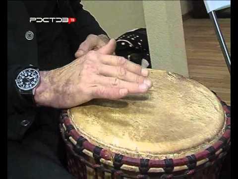 Где в Ростове научиться играть на джембе?