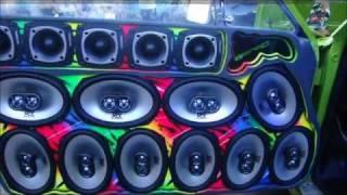 Gcinco Sound car em Uruana de Minas 2012