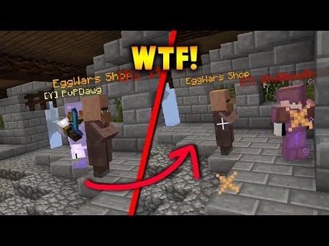 HACKER BANEADO EN DIRECTO! VICTORIA CONTRA HACKERS EN EGGWARS! (Minecraft Eggwars)
