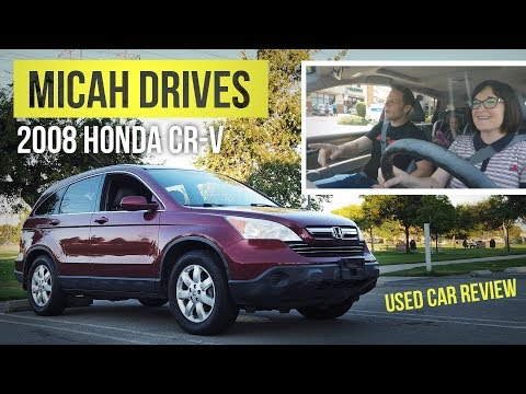 2008 Honda CR-V   Used Car Family Review