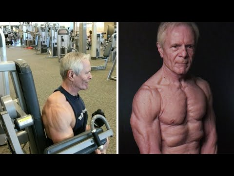 Grandad Has Incredible Muscles At 67 Years Old