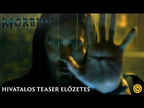 youtube filmek - MORBIUS - Magyar szinkronos előzetes #1 (16E)