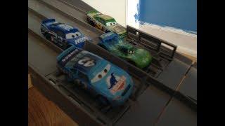 Cars Adventures 12-20-Elimination Race
