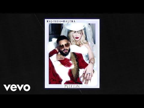 "Madonna - New Song ""Medellin"" Ft. Maluma"