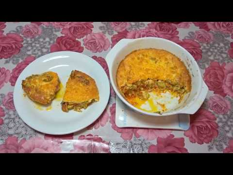 طبق-اليوم-غراتان-بالكوسا---قرع-اخصر-متوسط---plat-du-jour-gratin-zucchini---percussion-vert-moyenne