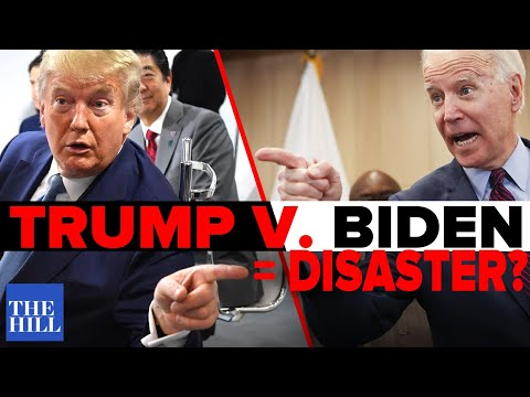 Panel: Is Biden Vs. Trump A Disaster For Dems?