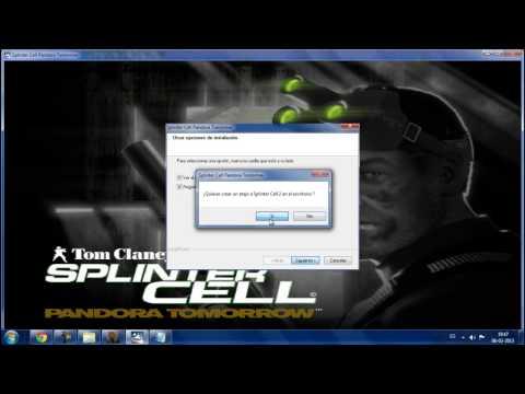 Splinter Cell Pandora Tomorrow [poepzak200] Torrent
