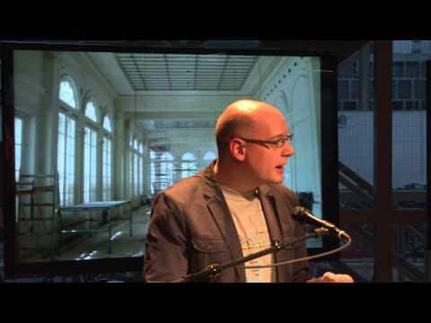Minicollege: Lasse Gerrits over Rotterdamse bouwdrift