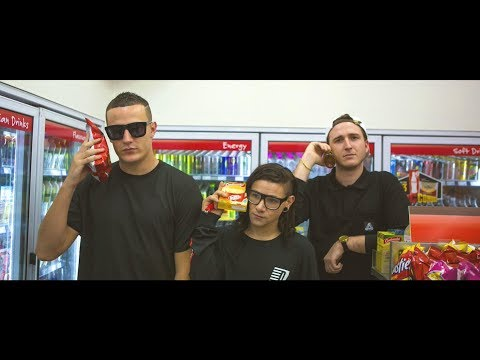 Skrillex & Dj Snake Ft. French Montana - Unforgettable Waiting (Music Video) (SWOG Mashup)