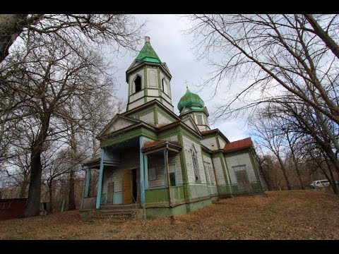 The Chernobyl Abandonded Nuclear Fallout Church