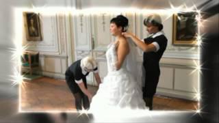 Оригинальные свадебные сборы Саши и Алены