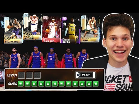 NBA 2K19 Road to 12-0 #1