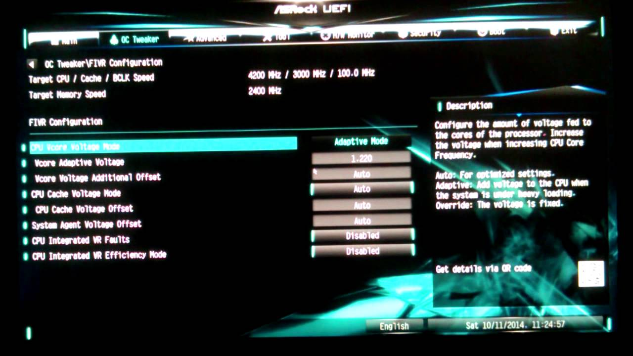 how to get to asrock bios