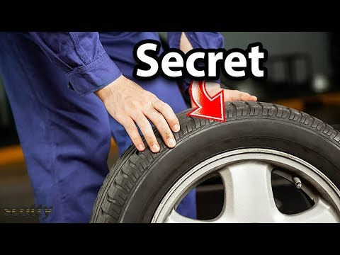 How to Fix a Tire Leak on Your Car - 동영상