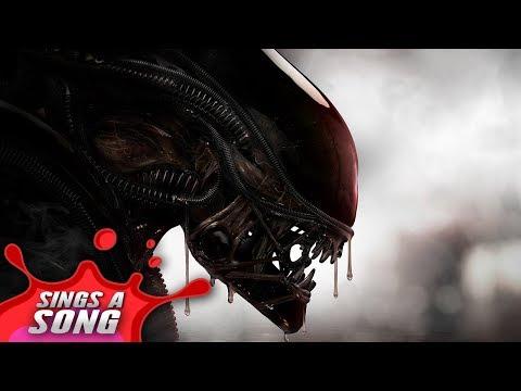 Xenomorph Sings A Song (Scary Alien Horror Movie Parody)