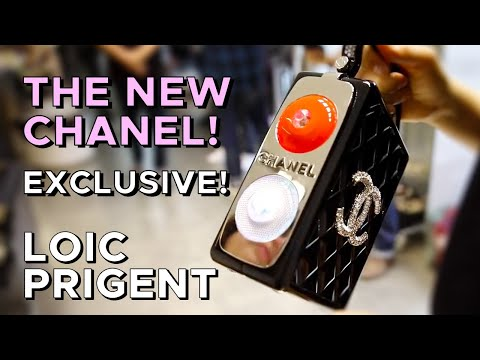 CHANEL: THE FIRST SHOW BY VIRGINIE VIARD! By Loic Prigent