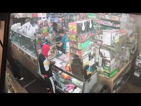Robbery in a deli hempstead ny