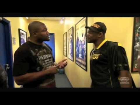 TUF Heavyweights: Rashad vs Rampage Showdown