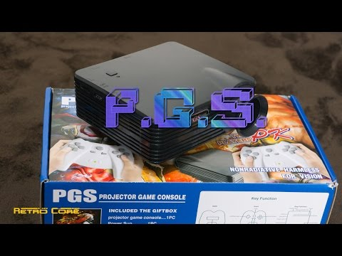 download PGS - Projector Game Console - Made in China