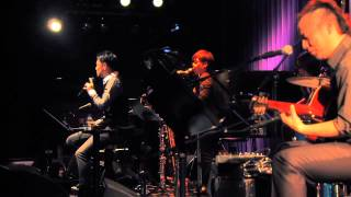 河口恭吾 at Billboard Live OSAKA「恋する雲雀は唐紅 2014 Live Ver.」