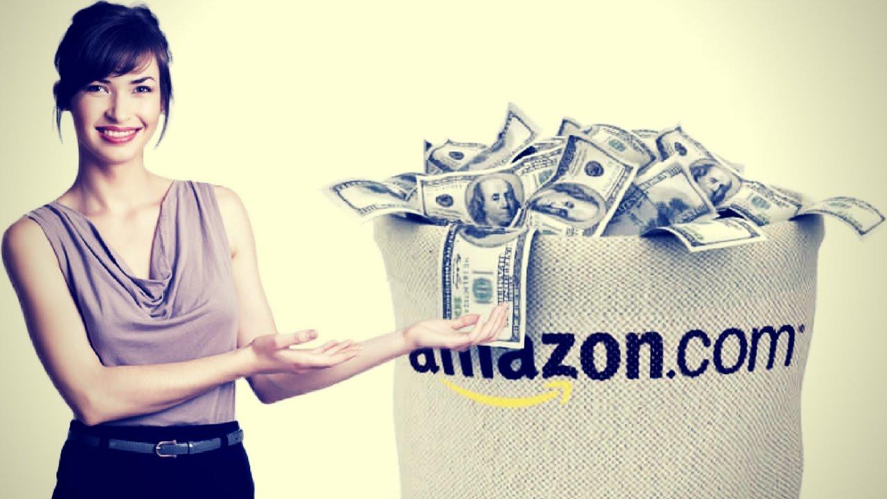 الربح من الانترنت عن طريق التسويق لمنتجات امازون ( كيف تربح الاف الدولارات من هذا الموقع)