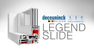 Deceuninck Legend Slide