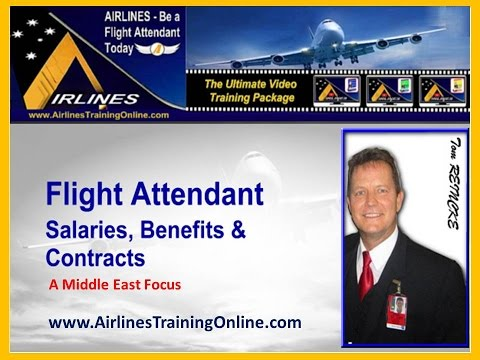 AIRLINES Flight Attendant Salaries Benefits & Contracts
