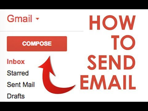 How to Send an Email | How to use CC and BCC in mail